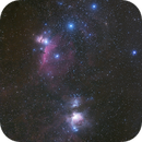 Orion at 200mm f.l., Canon EOS Ra,                                Nico Carver