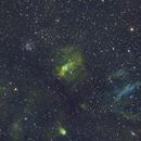 NGC7635 Bubble Nebula,                                John Massey