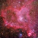 Heart Nebula (IC1805),                                Paolo Demaria