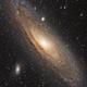 M31,                                zoyah