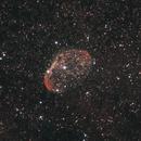 NGC 6888 Crescent Nebula,                                xs4allan