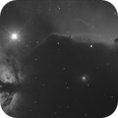 Horsehead Nebula,                                mdek