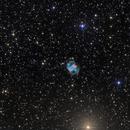 M76 - Little Dumbbel Nebula,                                Thomas Westphal