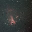 Swan Nebula from July 18, 2014,                                Norman Tajudin
