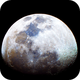 Saturated Moon,                                JoeMomXD