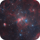 IC 417 & NGC 1931 - The Spider and The Fly ,                                Oliver Czernetz