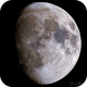 Moon, 6th January 2020,                                Björn Hoffmann