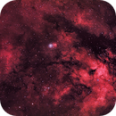Sadr (Gamma Cygni) Region,                                protoplot