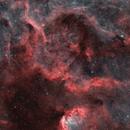 Sh2-101 Tulip Nebula,                                Graem Lourens