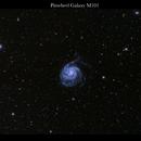 M101 Pinwheel Galaxy ,                                Firas Haki