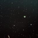 Owl Nebula M97,                                G. Ralph Kuntz, MD