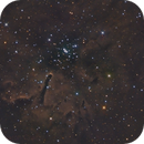 NGC 6820 L R+Sii G+Ha B+Oiii ,                                HomerPepsi