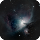 M42 - Orion Nebula First Attempt.,                                Edward Sargisson