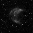 Medusa Nebula - 20200416 - Bresser AR102-XS - Ha,                                altazastro