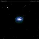 m58 galasssia   nella vergine                                                    distanza 64 milioni  A.L.,                                Carlo Colombo