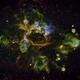NGC1929 N44 Superbubble in HST palette,                                John Ebersole