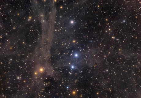 The Angel Nebula,                                YIJIA ZHANG