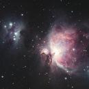M42 Great Orion Nebula,                                AndreP