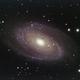 M81 - full RGB,                                Rodolphe Goldsztejn