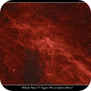 Nebula near 31 cyg,                                Mike Oates
