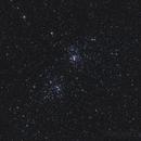 NGC884, NGC869,                                Luca D'Avino