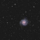 M74, T150 f5  /  ATIK ONE  /  AZEQ5,                                Pulsar59