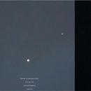 Jupiter-Saturne 17 & 19 décembre 2020,                                Ariel