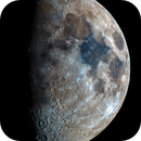 First quarter moon,                                nyda83