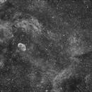 NGC 6888 (Wide Field ),                                John Leader