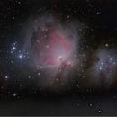 M42 and NGC1977,                                allen456