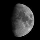 2020-12-23 Waxing Gibbous Moon (9.4 days),                                Yu-Hang Kuo