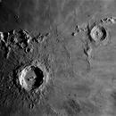 Copernicus & Eratosthenes,                                turfpit