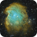 NGC2174 monkey head nebula,                                antares47110815