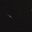 NGC4565 -  The Needle Galaxy,                                StarDiver