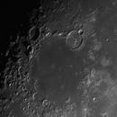 Moon - Gassendi crater and Mare Humorum,                                Matthias Titeux