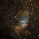 Bubble Nebula Narrowband,                                Girish