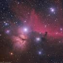 Horsehead Nebula,                                Khosro Jafarizadeh