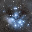 M45 Pleiades Round 2, Bring on the Dust,                                Brandon Tackett