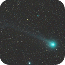 Animation of Comet Lovejoy (C/2014 Q2),                                Henning Schmidt
