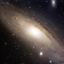 M31 Andromeda,                                Greg Polanski