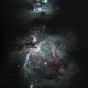 M42 Orion Nebula,                                Nicolas-24
