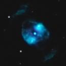 NGC 2371 Bowtie or Candy Nebula - RGB,                                Jerry Macon