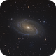 M81 and Holmberg IX,                                stricnine
