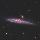 Whale Galaxy,                                pmneo