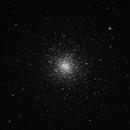 Messier 3 Globular Cluster,                                Corey Rueckheim