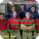 International Space Station Slow Scan TV Reception on 145.800 MHz: Expedition 64 - ARISS Series 17 - 20th Anniversary,                                Die Launische Diva