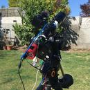 My telescope,                                Diego Cartes