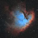 SH2-184 Pacman Nebula,                                Dan Kusz