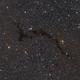 Barnard 150 Sea Horse Nebula,                                Elmiko