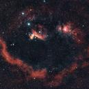 orion Complex First Light,                                AstroHawk